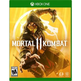 Mortal Kombat 11 - Xbox One Juego Físico - Sniper Games