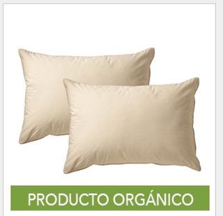 Almohada Orgánica 2pk