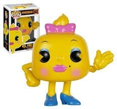 Funko Pop Ms Pac-man