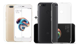 Capa Case + Pelicula Gel Cobre 100% Para Xiaomi Redmi Mi A1