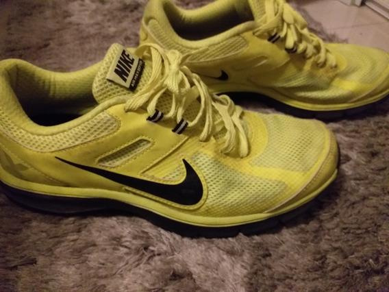 Nike Air Max Defy Rn Amarelo E Preto