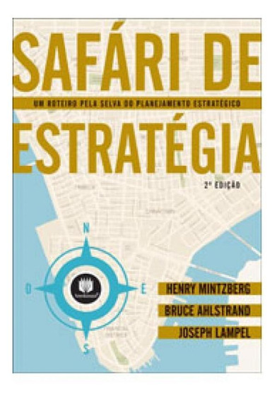 Safari De Estrategia - Bookman