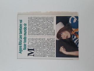 Rita Lee - Material De Revistas 011