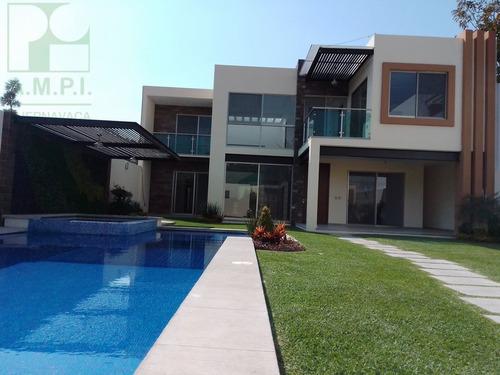 Imagen 1 de 30 de Casa En Venta, Residencia Lomas De Vista Hermosa Cuernavaca