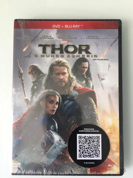 Filme Thor 2 (dvd+ Blu Ray)