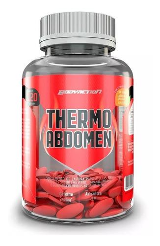 Thermo Abdomen 120 Caps - Body Action (queima Gordura)