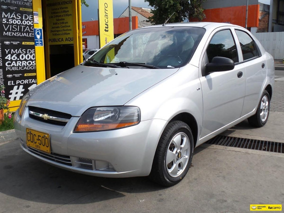 Chevrolet Aveo Ls Full