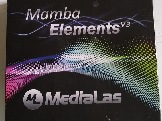 Software Laser Mamba Elements V3