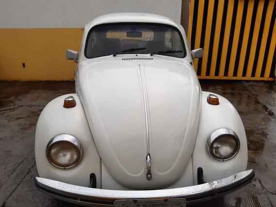 Volkswagen Fusca 1500, Ano 1980