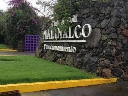 Terreno En Venta Malinalco Club De Golf 15-tv-6386