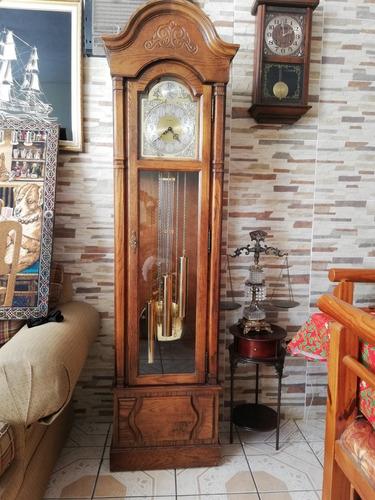Reloj De Piso Con Soneria