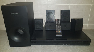 Samsung Home Theater Ht- E350 K Zb