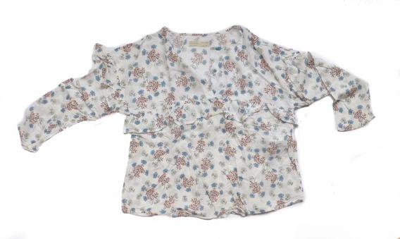 Blusa Zara Girl Talla 9-10