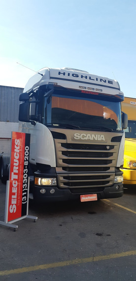 Scania R440 Highline = Actros 2546 = 2651 = Fh540 = Fh460