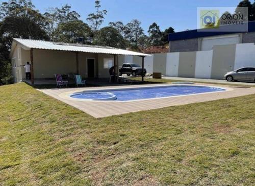 Imagem 1 de 14 de Chácara Com 3 Dormitórios À Venda, 1078 M² Por R$ 750.000,00 - Quintas Do Ingaí - Santana De Parnaíba/sp - Ch0063