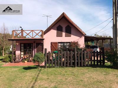 Casa En Venta - Playa Fomento - Balneario Fomento - Colonia