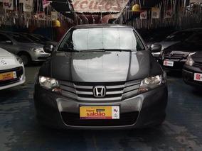 Honda City 1.5 Dx Flex 4p