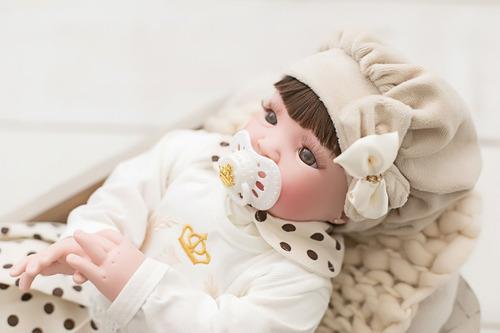 Bebê Reborn Real Menina 53cm Mais Barato Do Mundo Princesa
