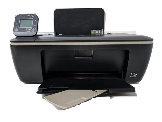 Impressora Multifuncional Hp Deskjet 3516 All In One Detalhe