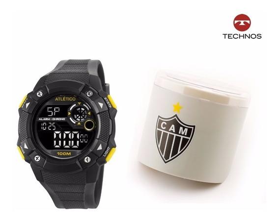 Relógio Technos Masculino Atlético Mineiro - Original
