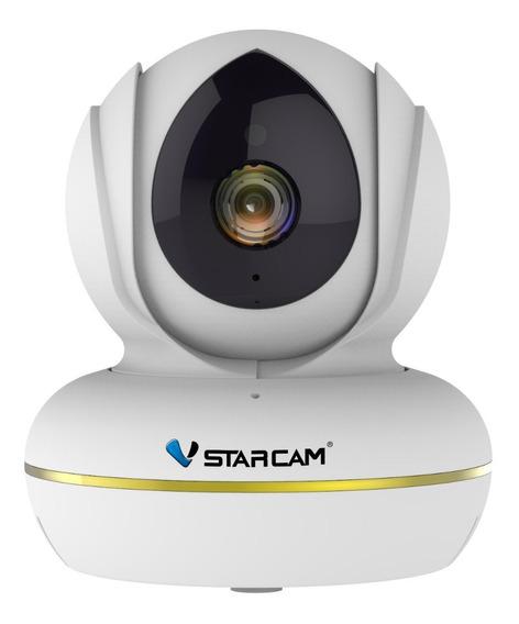 Camara Ip Seguridad Wifi Inalambrica Full Hd Domo Tracking