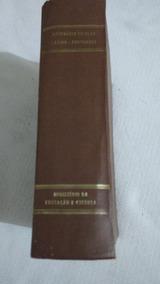 Dicionário Escolar Latino-português1967-leia Descrição