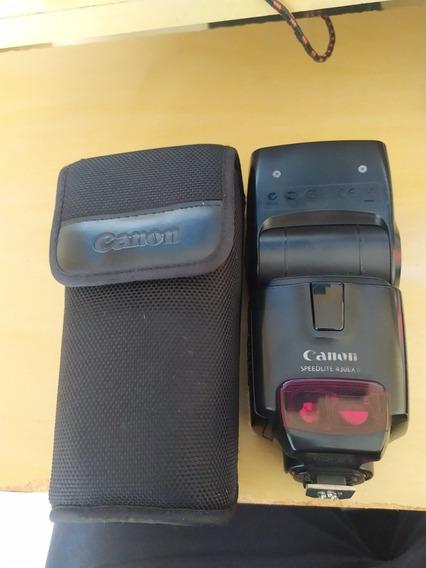 Flash Canon 430 Ex Ii E Um Yn600ex-rt Da Yongnuo Pra Canon
