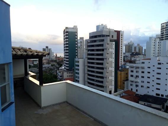 Apartamento Cobertura Duplex Nascente Com 3 Quartos Suites 190m2 Na Pituba - Lit305 - 4495733