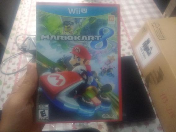 Mario Kart 8 Original Wii U Frete Grátis