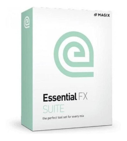 Magix Essentialfx Suite Plugins Windows/macos Licencia Full