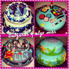Tortas,cupcakes,galletones,chupetas, Dulces Y Mas