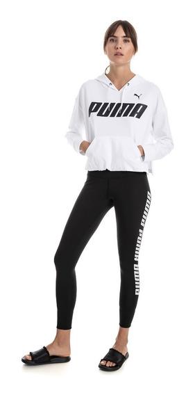 Blusa Puma Modern Sports Hoddy Feminina - Original