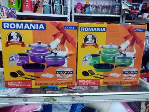 Vendo Juego De Ollas Románica Wahtssap 2644725488