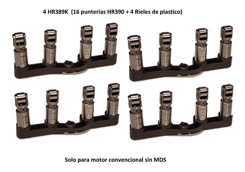 Imagen 1 de 5 de Buzos Punterias Jeep Dodge Chrysler Ram  Hemi V8 5.7  4 Kits