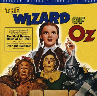 Cd Wizard Of Oz B.o.s.