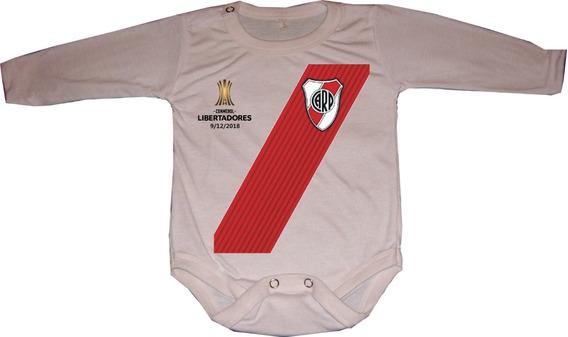 Bodys Para Bebés River Campeón Copa Libertadores
