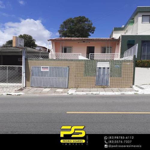 (oportunidade)  Apartamento Com 3 Dormitórios À Venda, 315 M² Por R$ 420.000 - Miramar - João Pessoa/pb - Ap4395