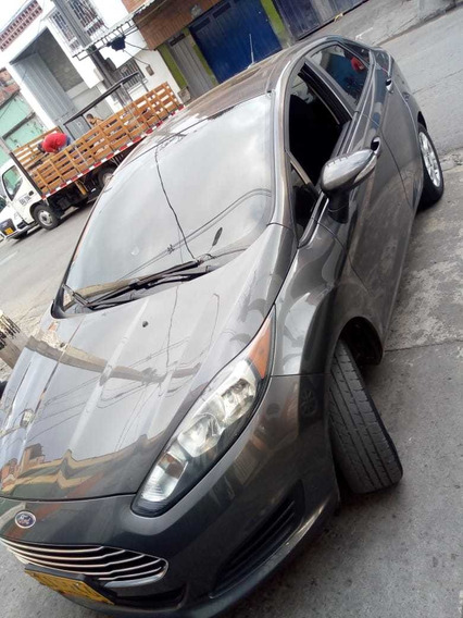 Ford Fiesta S.e, Excelente Estado, Sonroof