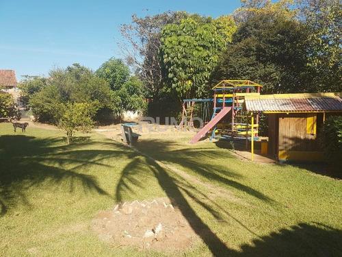 Imagem 1 de 11 de Chácara À Venda Em Chácara Recreio Alvorada - Ch011758