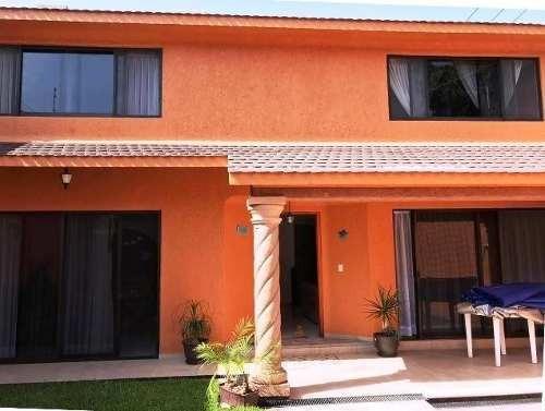 B3243.-linda Casa En Privada Ampliacion Vista Hermosa