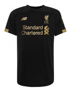 Camisa Liverpool Goleiro 19/20 - Pronta Entrega