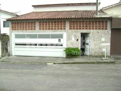 Casa Para Venda Em Mogi Das Cruzes, Vila Suíssa, 2 Dormitórios, 1 Banheiro, 2 Vagas - 1499