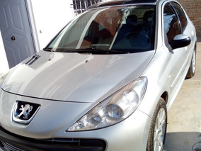 Peugeot 207 1.6 Xt Tiptronic 2008
