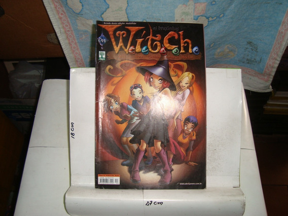 Revista - As Bruxinhas Witch Nº 44