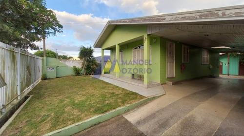 Imagem 1 de 9 de 2 Casas Em Centro, Terreno Com 2 Casas No Centro De Araucária - 372