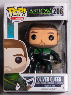 Funko Pop Oliver Queen Arrow