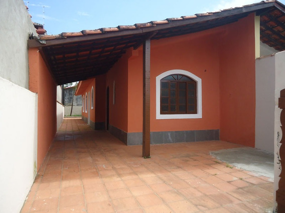 Casa Germinada A 1000 Metros Da Praia - Ref. 883 Jd.itanhaém