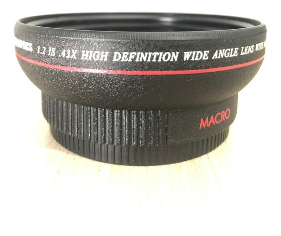 Cyber Optics Wide Angle Lens .43x With Macro