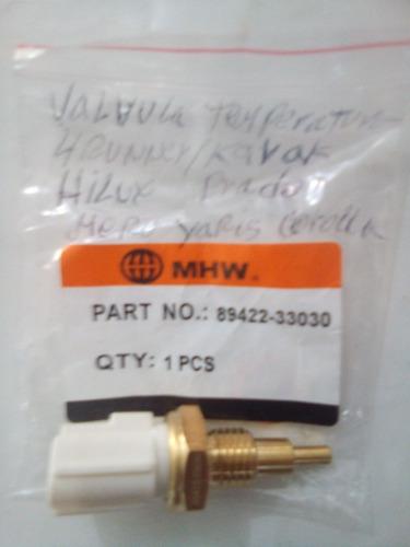 Válvula De Temperatura 4runner Meru Prado Yaris Corolla