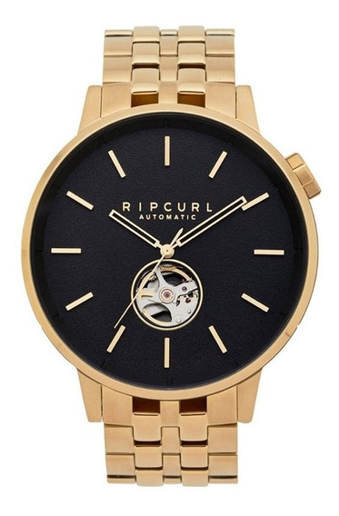 Relógio Rip Curl Detroit Automatic Gold